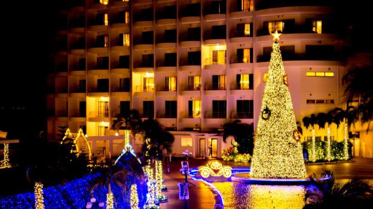 沖縄のリゾートホテルでは、贅沢な時間を過ごすことができるんです!